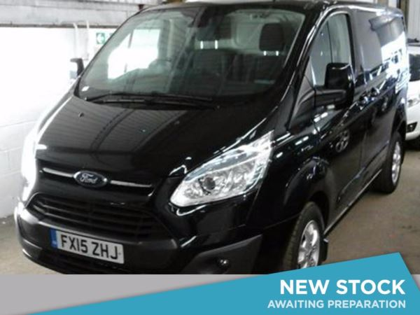 (2015) Ford Transit Custom 2.2 TDCi 125ps 290 L1 Low Roof Limited Van Rain Sensor - Cruise Control - Air Conditioning - 1 Owner