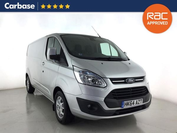 (2014) Ford Transit Custom 2.2 TDCi 125ps Low Roof Limited Rain Sensor - Cruise Control - 1 Owner