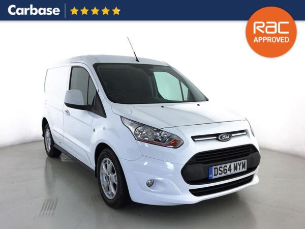 (2014) Ford Transit Connect 1.6 TDCi 115ps 200 L1 Limited Rain Sensor - Cruise Control - Climate Control - Air Conditioning - 1 Owner