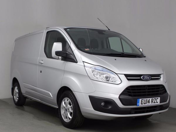 (2014) Ford Transit Custom 2.2 TDCi 125ps Low Roof Limited 270 L1 FWD Parking Sensors - Rain Sensor - Cruise Control - Air Conditioning - 1 Owner