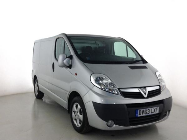 (2014) Vauxhall Vivaro 2.0CDTI [115PS] Sportive SWB 2.7t Air Conditioning - 1 Owner