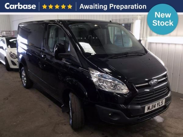 (2014) Ford Transit Custom 2.2 TDCi 125ps 270 L1 FWD Low Roof Limited Van Parking Sensors - Rain Sensor - Cruise Control - Air Conditioning - 1 Owner
