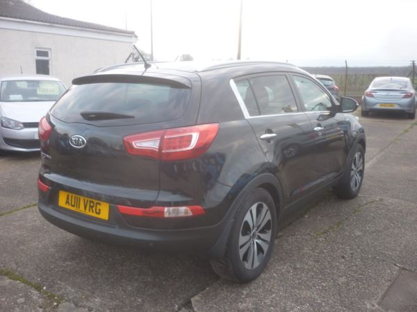 2011 (11) Kia Sportage 2.0 First Edition 5dr For Sale In Norwich, Norfolk