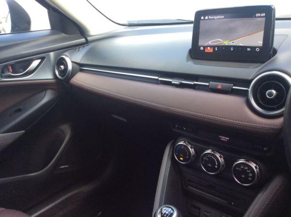 CX-3 2.0 GT Sport 5dr