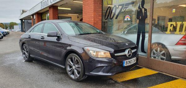 2014 (14) Mercedes-Benz CLA CLA 200 CDI Sport 4dr For Sale In Swansea, Glamorgan