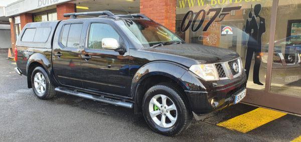 2008 (58) Nissan Navara D/Cab Pickup Long Way Down 2.5dCi 169 4WD For Sale In Swansea, Glamorgan