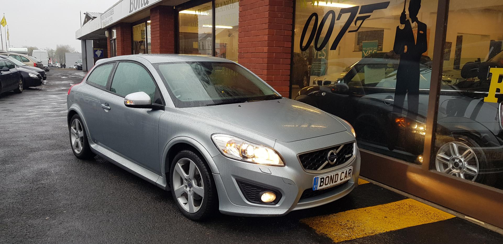 2010 (10) Volvo C30 2.0D R DESIGN For Sale In Swansea, Glamorgan