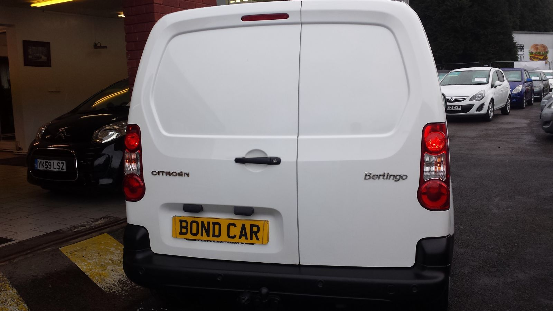 3b9fb6c1f9 ... 2011 (61) Citroen Berlingo 1.6 HDi Enterprise 3 seater For Sale In  Swansea
