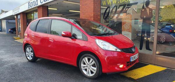 2013 (63) Honda Jazz 1.4 i-VTEC EXL 5dr Panoramic Roof For Sale In Swansea, Glamorgan