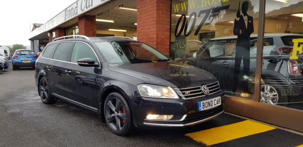 2011 (61) Volkswagen Passat 2.0 TDI 170 Bluemotion Tech Sport DSG Auto Nav For Sale In Swansea, Glamorgan