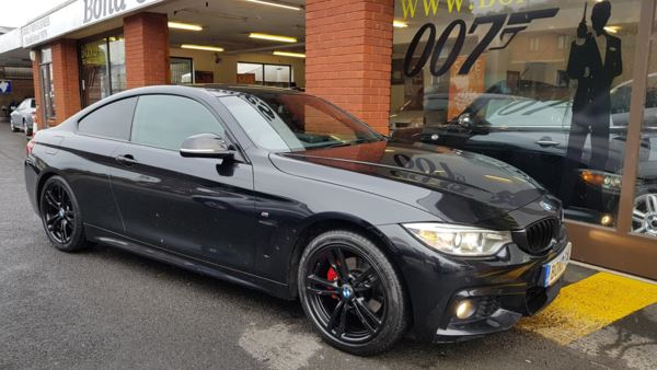 2013 (63) BMW 4 Series 420d M Sport Auto For Sale In Swansea, Glamorgan