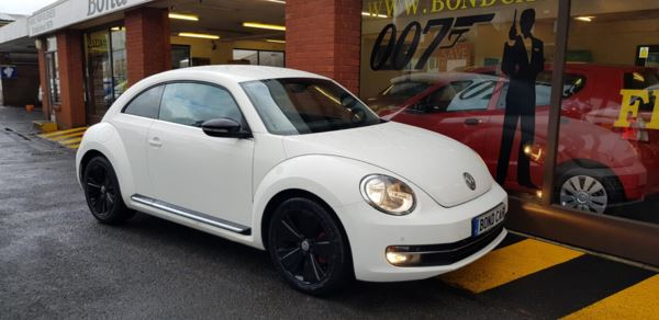 2012 (62) Volkswagen Beetle 2.0 TDI Sport For Sale In Swansea, Glamorgan