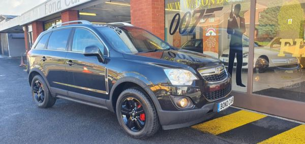 2016 (65) Vauxhall Antara 2.2 CDTi Diamond 5dr [2WD] [Start Stop] 160 For Sale In Swansea, Glamorgan