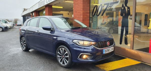 2017 (17) Fiat Tipo 1.4 Lounge 5dr Nav For Sale In Swansea, Glamorgan