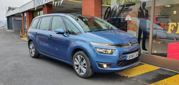 2015 (65) Citroen GRAND C4 PICASSO 1.6 BlueHDi Selection 5dr Pan Roof (Very Low Mileage) For Sale In Swansea, Glamorgan