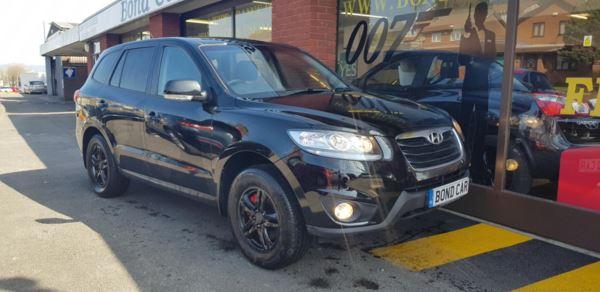 2011 (61) Hyundai Santa FE 2.2 CRDi Premium 5dr [7 Seats] 4x4 For Sale In Swansea, Glamorgan
