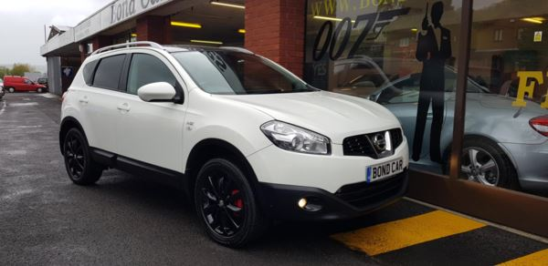 2011 (61) Nissan Qashqai 2.0 dCi N-Tec 5dr 4WD Nav For Sale In Swansea, Glamorgan