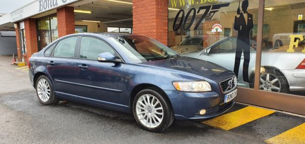 2011 (11) Volvo S40 D3 2.0 [150] SE Lux 4dr For Sale In Swansea, Glamorgan