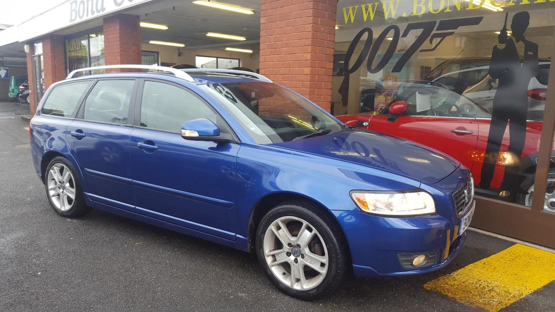 2010 (10) Volvo V50 1.6D DRIVe SE Lux Nav £20 Tax For Sale In Swansea, Glamorgan