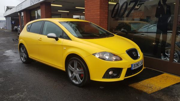 2007 (57) SEAT Leon 2.0 16V T FSI FR DSG Auto For Sale In Swansea, Glamorgan