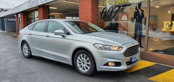 2015 (65) Ford Mondeo 1.5 TDCi ECOnetic Zetec 5dr Free road Tax 70 mpg For Sale In Swansea, Glamorgan
