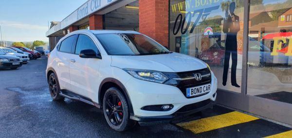 2015 (65) Honda HR-V 1.6 i-DTEC EX 5dr Nav £20 Tax (High Spec) For Sale In Swansea, Glamorgan