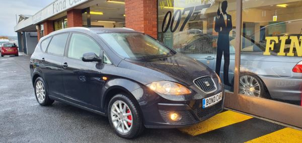2013 (13) SEAT Altea XL 1.6 TDI CR SE Copa 5dr DSG Auto Sat Nav For Sale In Swansea, Glamorgan