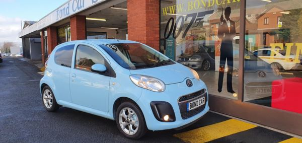 2013 (13) Citroen C1 1.0i VTR+ 5dr Free road Tax Low Insurance For Sale In Swansea, Glamorgan