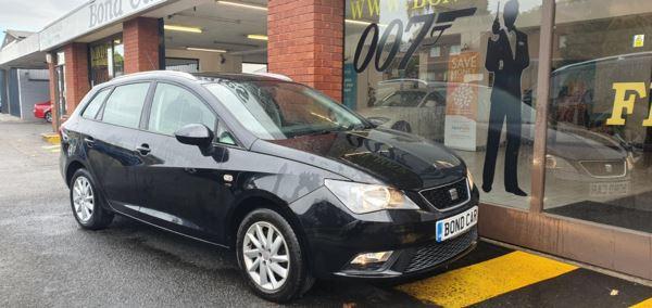 2013 (62) SEAT Ibiza 1.6 TDI CR SE 5dr £30 Tax 65mpg For Sale In Swansea, Glamorgan