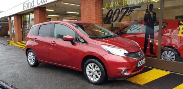 2013 (63) Nissan Note 1.2 Acenta Premium £20 Tax Nav For Sale In Swansea, Glamorgan