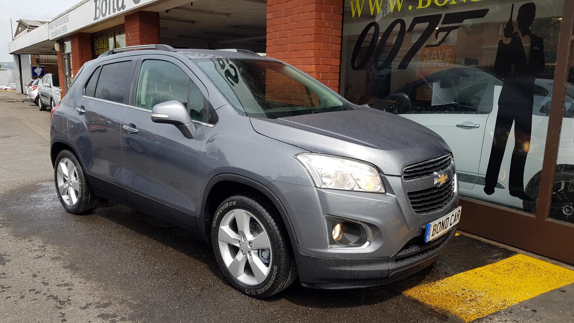 2013 (63) Chevrolet Trax 1.7 VCDi LT £30 Tax For Sale In Swansea, Glamorgan