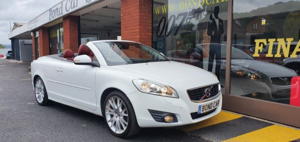 2011 (61) Volvo C70 D3 [150] SE Lux 2dr Convertible For Sale In Swansea, Glamorgan