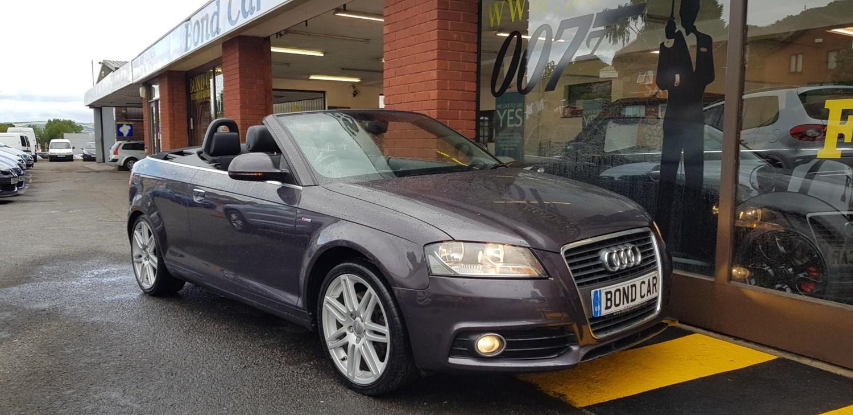 2009 (09) Audi A3 2.0 T FSI S Line S Tronic (7) Auto For Sale In Swansea, Glamorgan