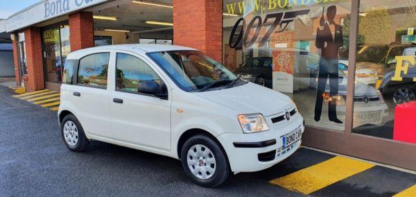 2010 (59) Fiat Panda 1.2 Dynamic ECO 5dr Low Insurance £30 a Year Tax For Sale In Swansea, Glamorgan