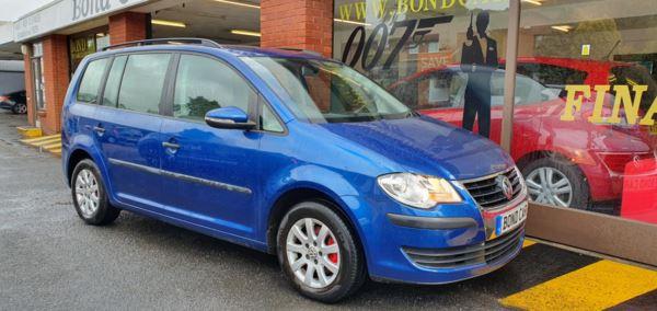 2009 (59) Volkswagen Touran 1.9 TDI S 90 5dr 7 Seater For Sale In Swansea, Glamorgan