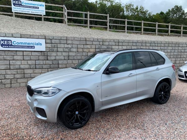 2015 (15) BMW X5 xDrive30d M Sport 5dr Auto For Sale In Redruth, Cornwall