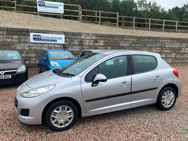 2009 (59) Peugeot 207 1.4 S 5dr [AC] only 60000 miles fsh air con For Sale In Redruth, Cornwall
