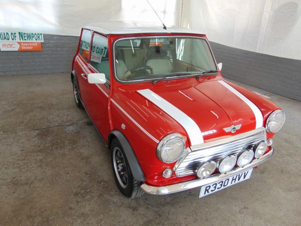 1998 (R) Rover Mini Cooper 2dr For Sale In Newport, East Yorkshire