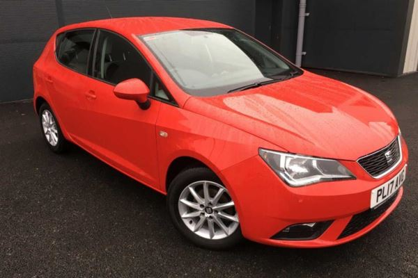 2017 (17) SEAT Ibiza 1.0 SE Technology (75ps) For Sale In Lancaster, Lancashire