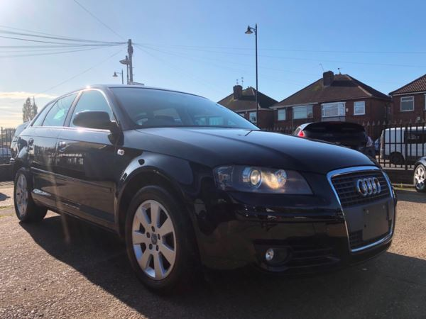 2008 (08) Audi A3 1.8 TFSI For Sale In Derby, Derbyshire