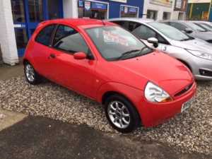 2008 (58) Ford KA 1.3i Zetec [70] 3dr [Climate] For Sale In Newbury, Berkshire