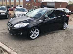 2012 (62) Ford Focus 1.0 125 EcoBoost Titanium X 5dr For Sale In Newbury, Berkshire