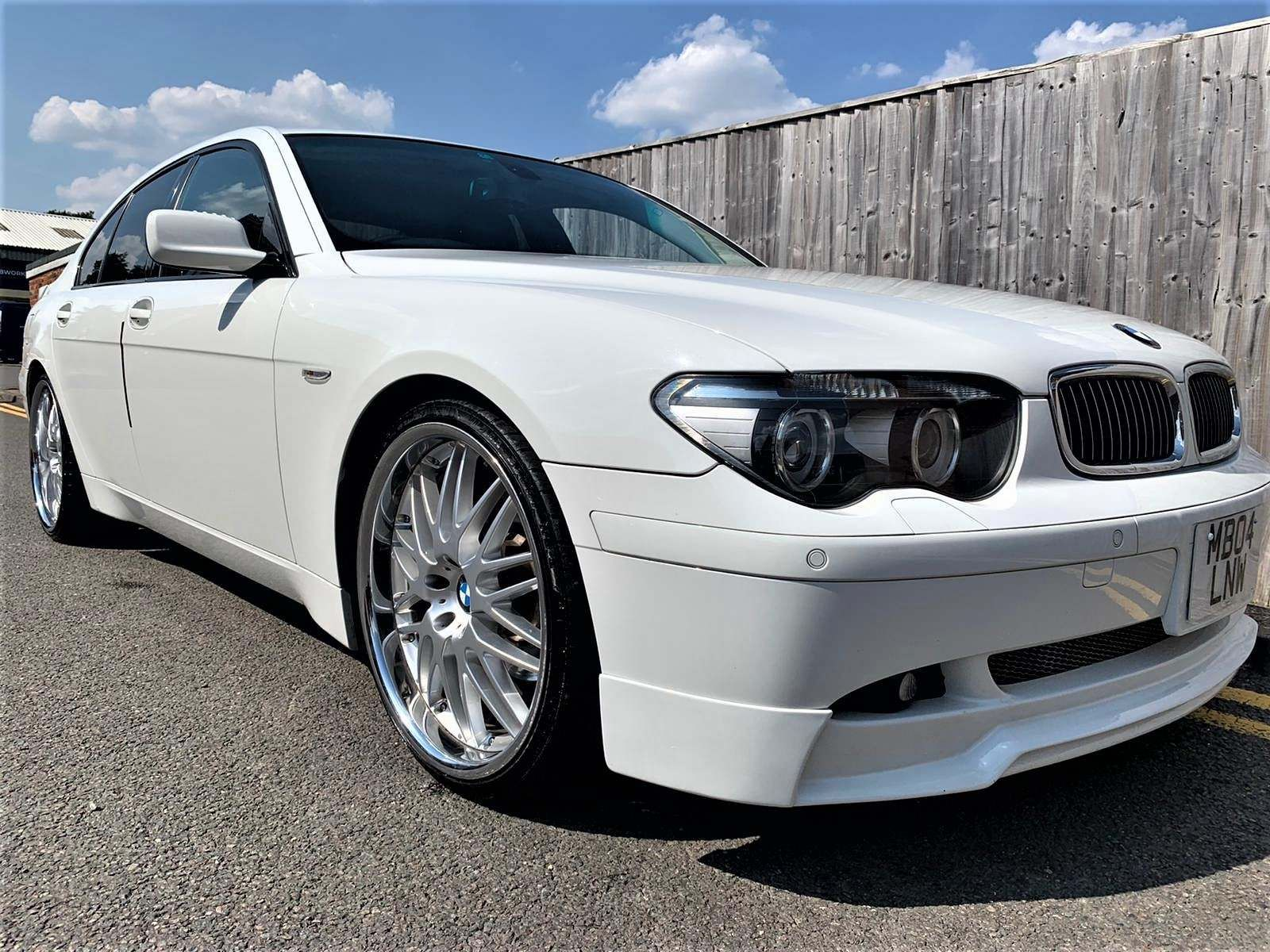 2004 (04) BMW 7 Series 4.4 745i Sport 4dr Auto For Sale In Chesham, Buckinghamshire