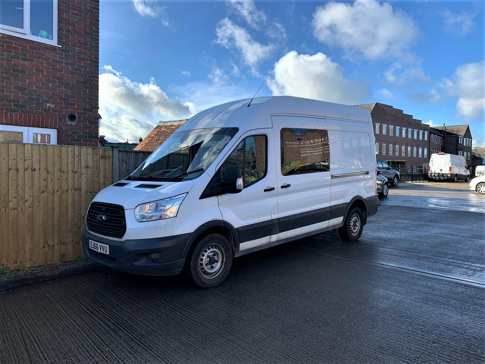 2016 (66) Ford Transit 2.2 TDCi 125ps H3 Van WELFARE For Sale In Chesham, Buckinghamshire