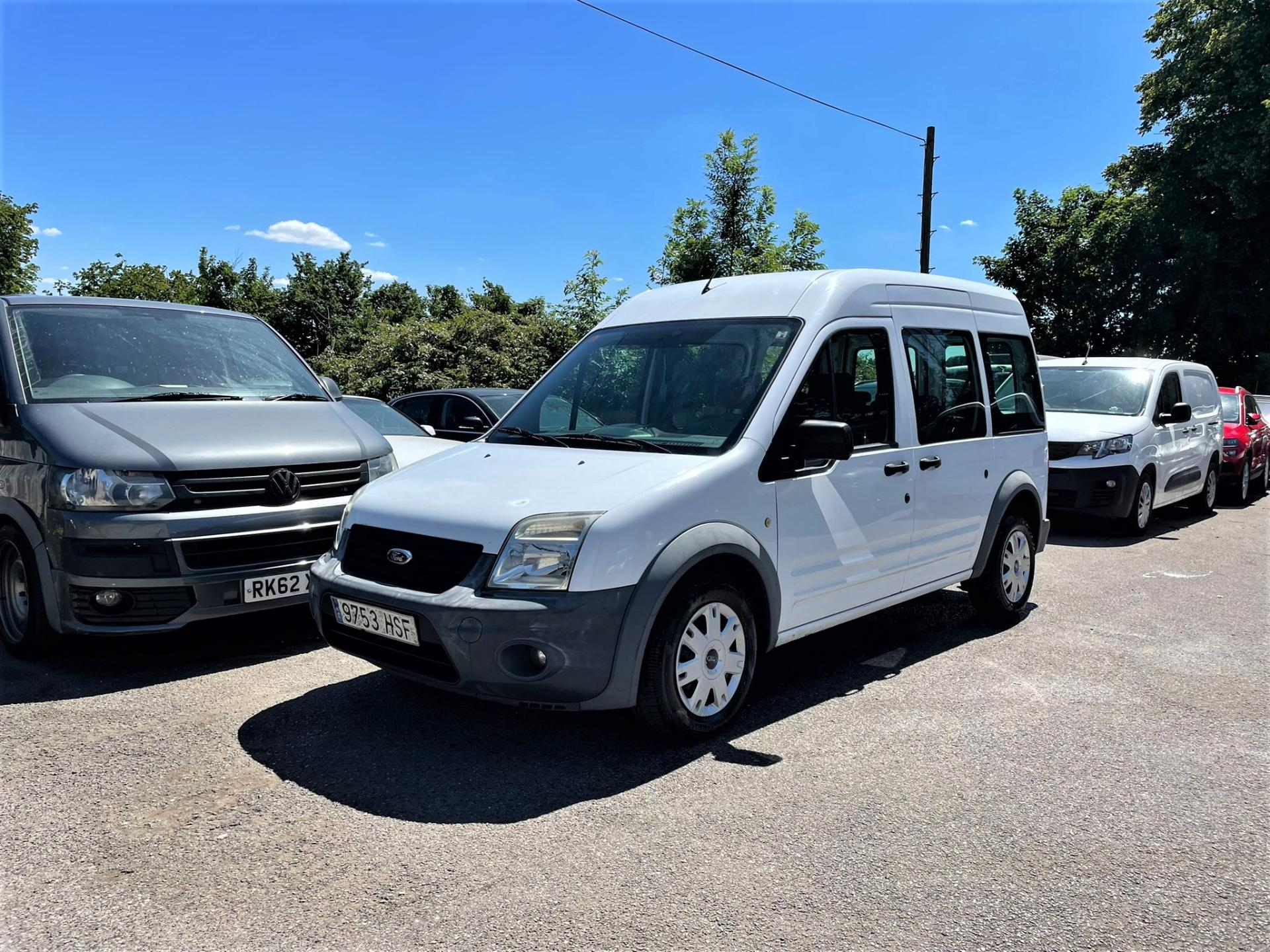 2013 Ford Tourneo Connect 1.8 TDCI For Sale In London, London