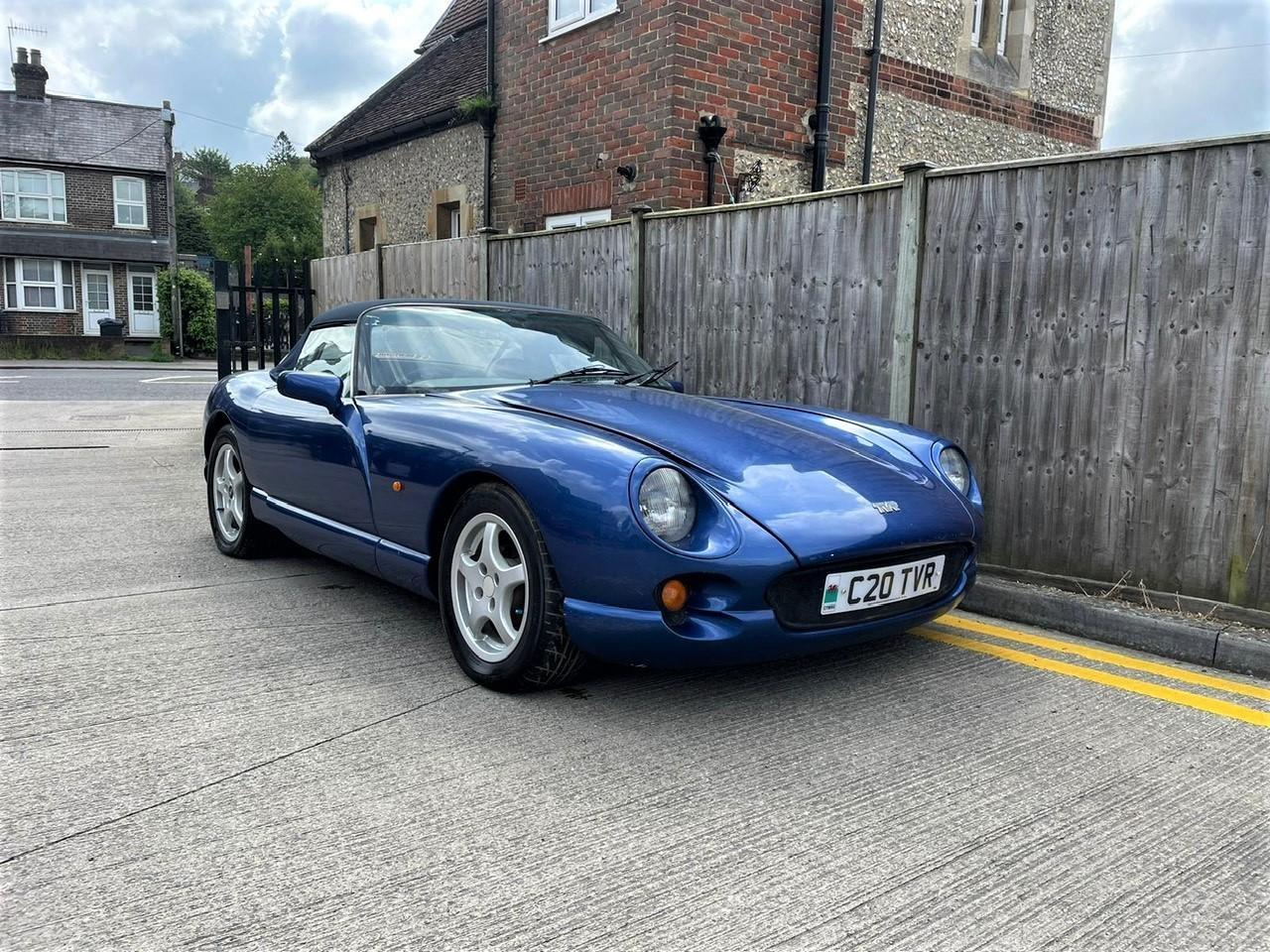 1993 (L) TVR Chimaera 4.0 2dr For Sale In Chesham, Buckinghamshire