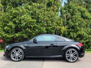Audi TT 2.0T FSI Quattro S Line 2dr S Tronic Automatic Bang and Olufsen, LED Lights