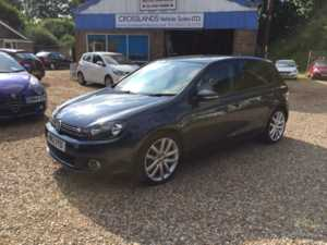 2012 (12) Volkswagen Golf 2.0 TDi 140 GT (Leather) For Sale In Huntingdon, Cambs
