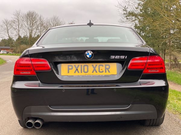 2010 (10) BMW 3 Series 3.0 325i M Sport 2dr For Sale In Coalville, Leicestershire