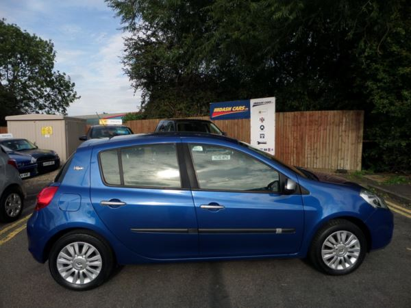 2010 (59) Renault Clio 1.2 16V I-Music 5dr For Sale In Loughborough, Leicestershire